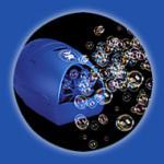 Elektrische Seifenblasenmaschine